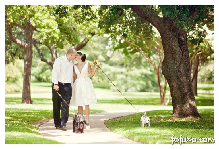 Cachorros influenciam no relacionamento amoroso?