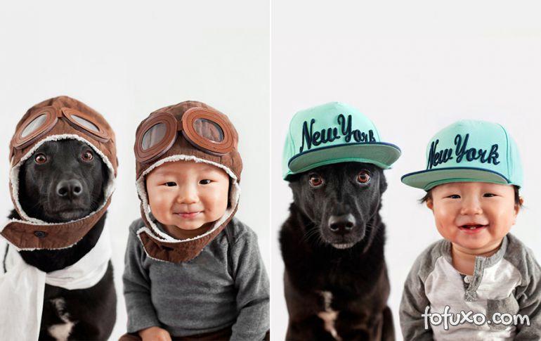 Estudo revela que tratar cães como filhos é normal