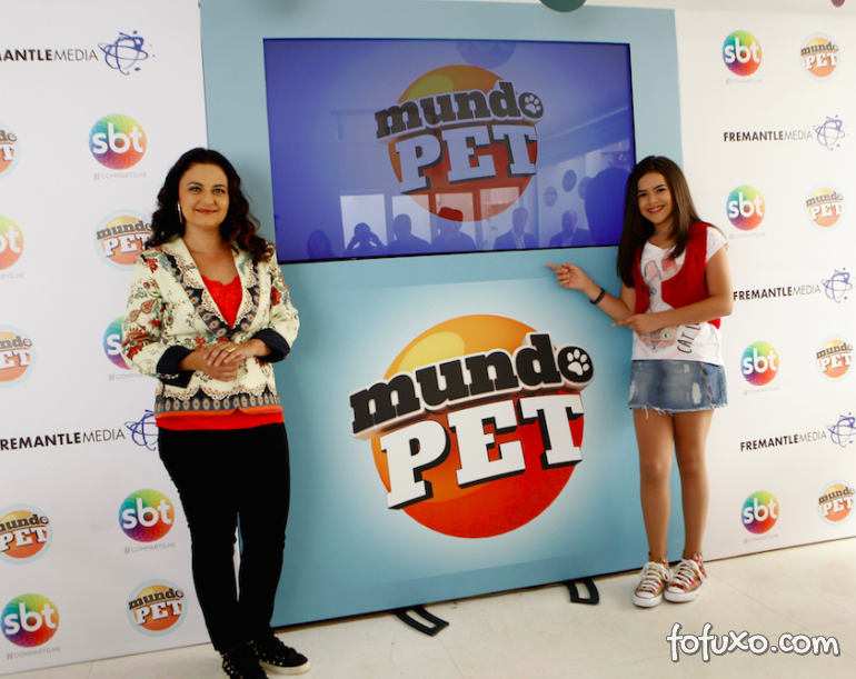 SBT lança programa sobre pets