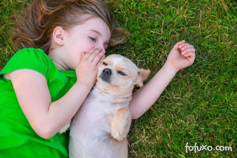 Benefícios da conversa com os cães