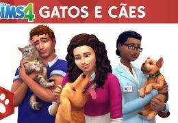 The Sims 4 vai ganhar expansão de cães e gatos