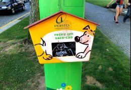Porto (Portugal) distribui sacos para donos recolherem necessidades de cachorros