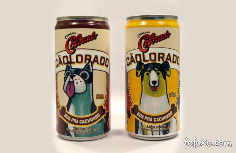 Cervejaria paulista lança versão da bebida exclusiva para cães