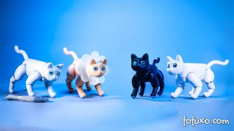 """Empresa cria um """"gato-robô"""" Open Source"""