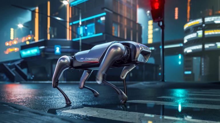 Xiaomi lança sua versão de cachorro robô