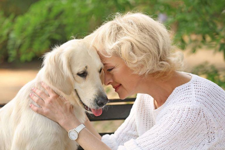 Dicas para escolher um cão de companhia para idosos