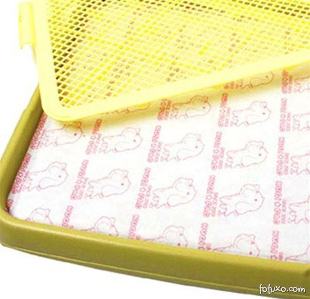 Tapetes mágicos podem ser trocados ou colocados por baixo de outras estruturas.