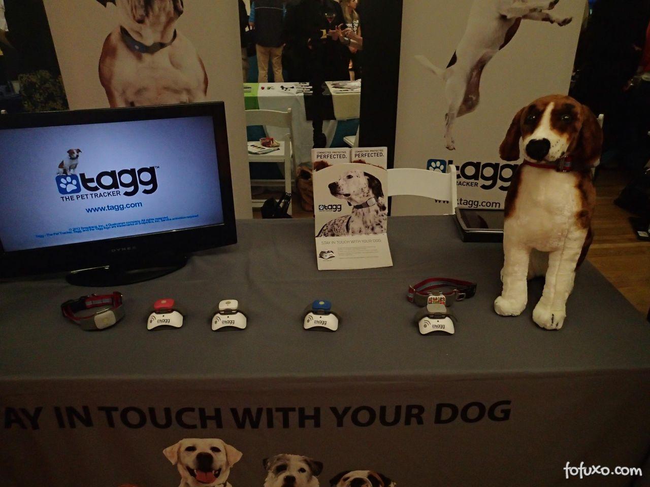 Monitore as atividades do seu cão à distância
