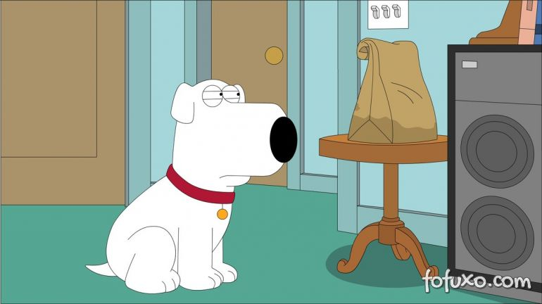 Conheça Brian Griffin, o cão do momento na televisão norte-americana