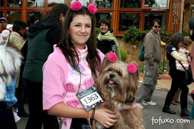 Pesquisa diz que cães realmente podem ser parecidos com seus donos