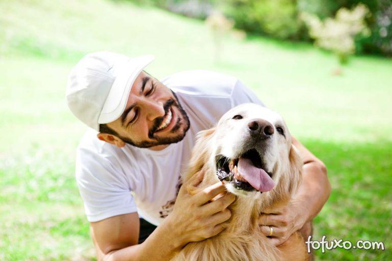 Entenda porque o cachorro é o melhor amigo do homem