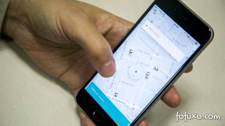 Motorista de aplicativo é suspenso por se negar a levar cão-guia